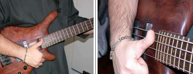 Tecnica del Double Thumb